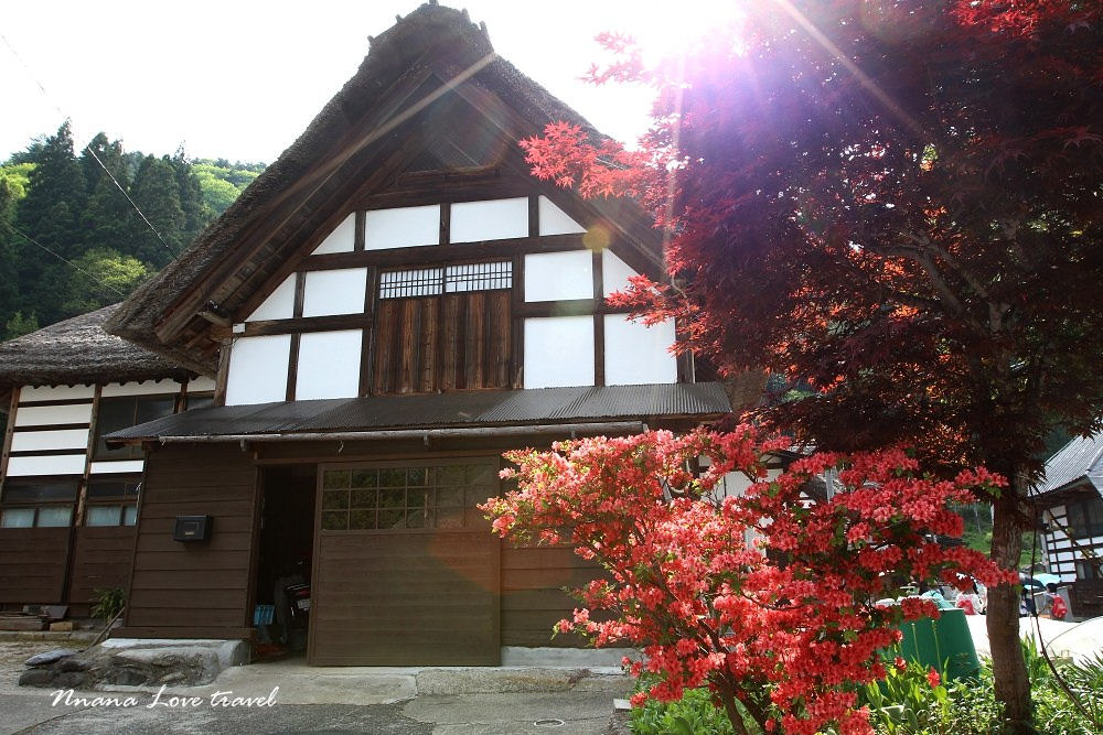 日本福島県》前沢曲家集落。探索迷人的傳統建築保護區