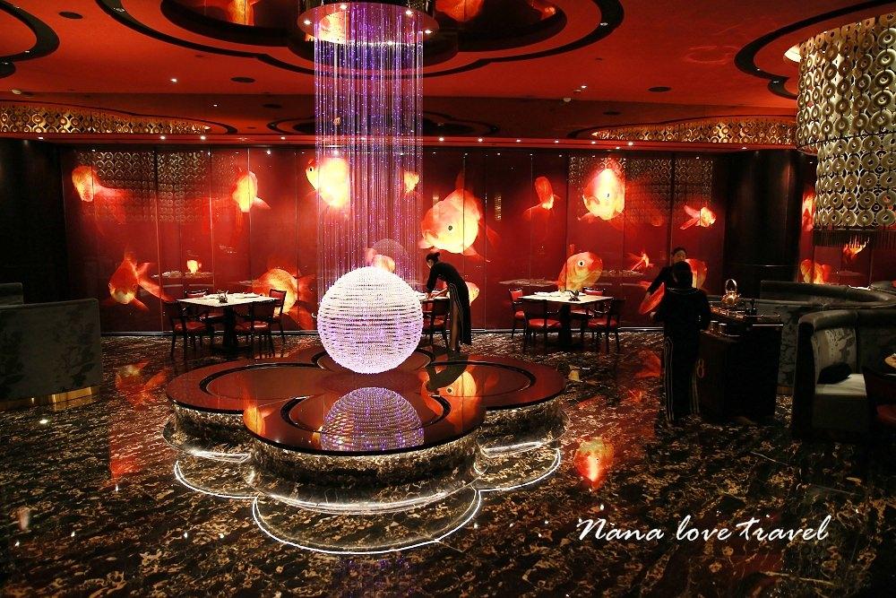 澳門美食》8餐廳THE NIGHT。澳門新葡京酒店,米淇林三星餐廳,精緻點心及名貴新派廣東菜
