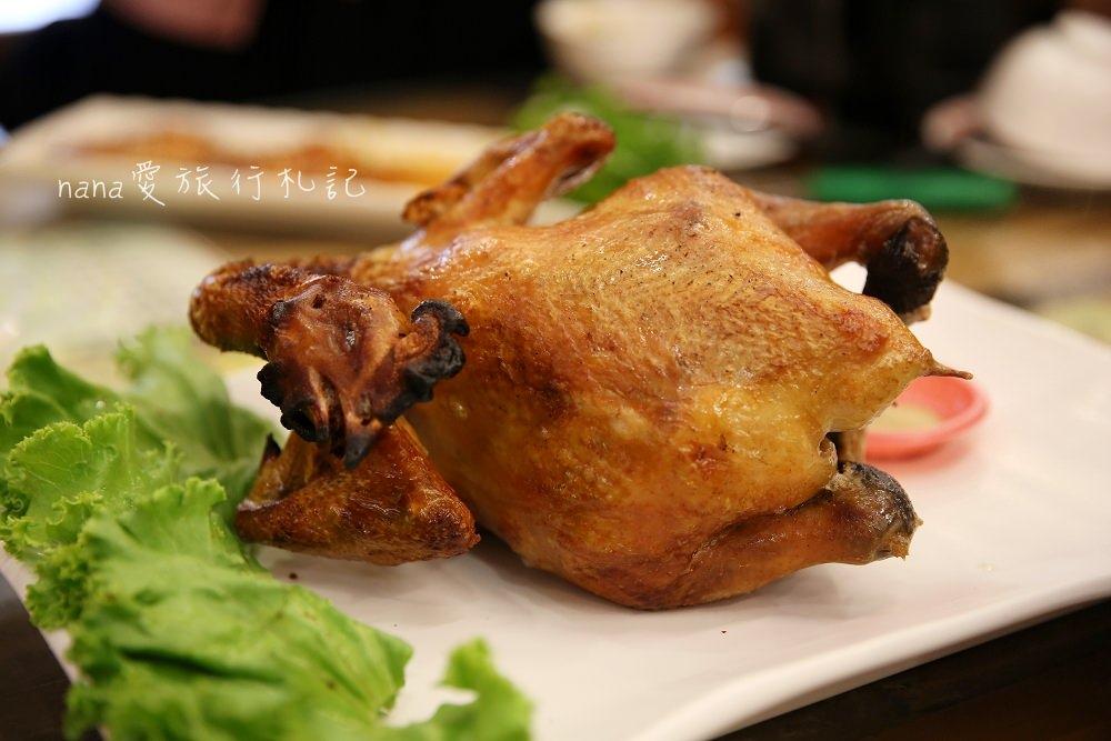 台南 關子嶺》原味山產美食。泡溫泉湯後必吃外酥香嫩的甕仔雞