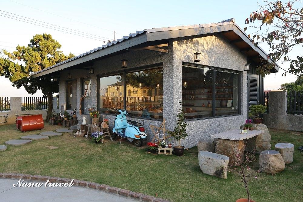 彰化芬園》鄉親庭園咖啡。139縣道的世外桃源,庭園造景宛如豪宅之家咖啡廳,窯烤麵包推薦