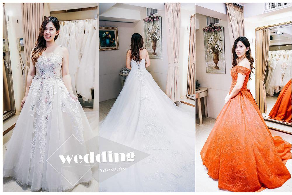 嘉義挑婚紗》嘉義法國台北精緻婚紗館。婚紗禮服試穿分享