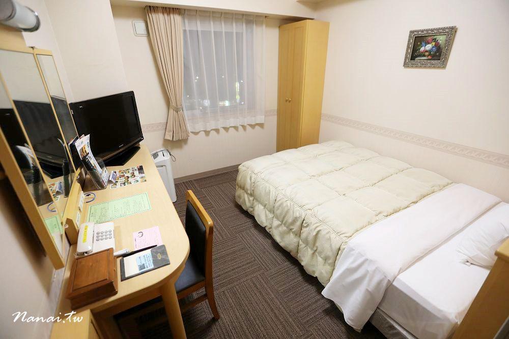 日本福島,會津若松市》HOTEL ROUTE INN會津若松,單人商務旅館,大浴場,免費自助式早餐