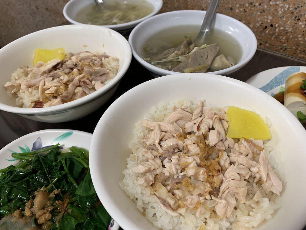 嘉義市美食》桃城三禾火雞肉飯。隱巷中在地人推薦來嘉必吃火雞肉飯
