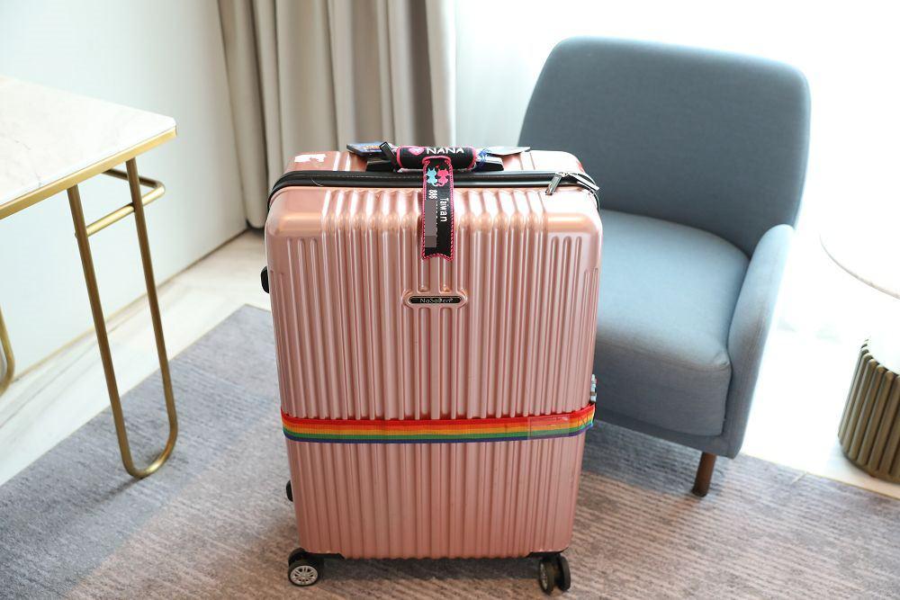 團購倒數兩天》EmbroFami 臂章家族。出國旅行必備客製化行李飄帶