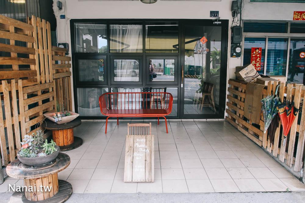濁水溪旁邊Muddy River Bakery。一周只賣3天!麵包出爐不到2個小時賣光