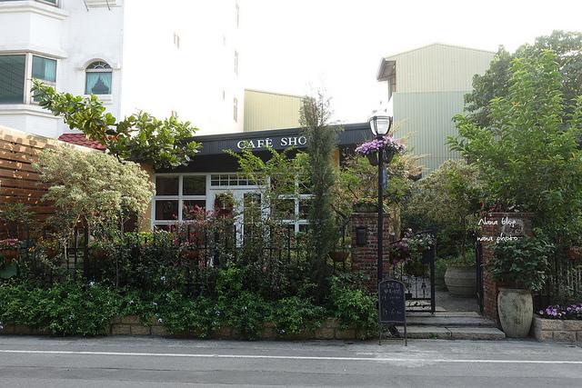 彰化社頭-四季花園咖啡廳 (2)