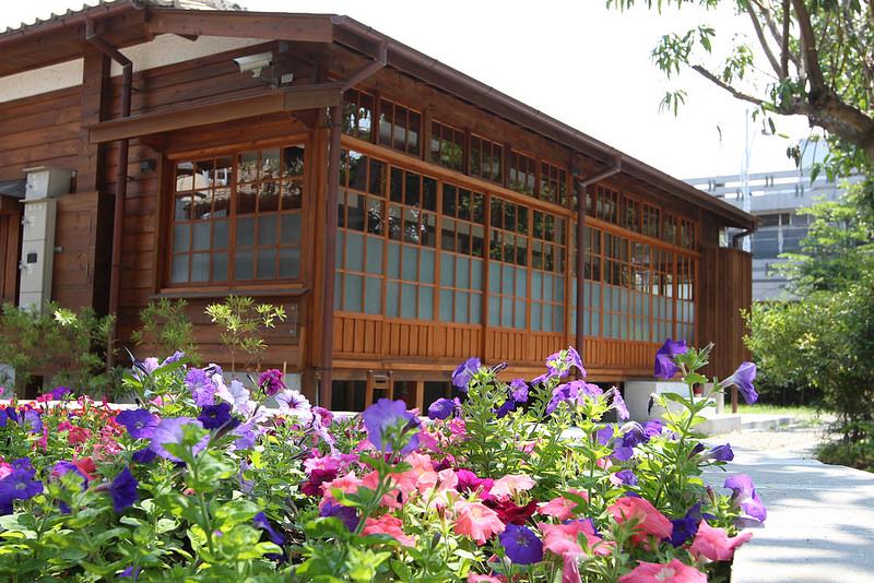 清水公學校日式宿舍群 (31)