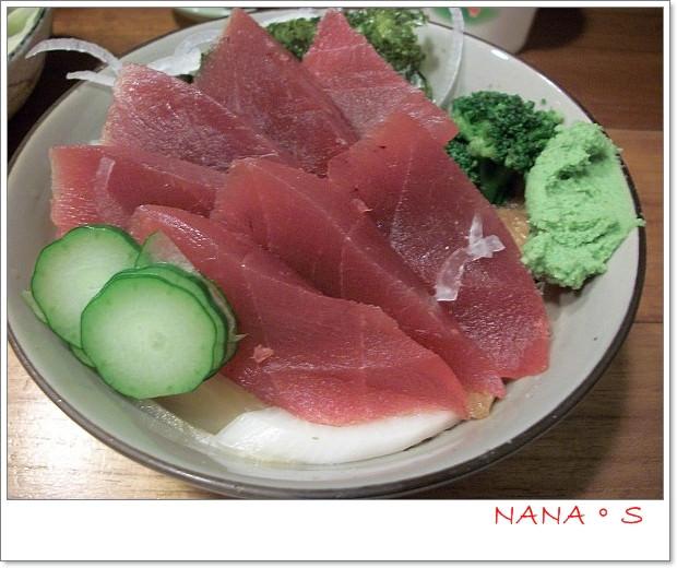 【台北】不用飛日本台灣也吃的到生魚片丼飯❤宇澤小舖
