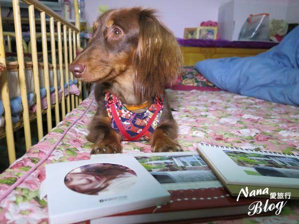 ┌臘腸日記┐尋找屬於與愛犬一輩子都想帶著的回憶。印簿玩