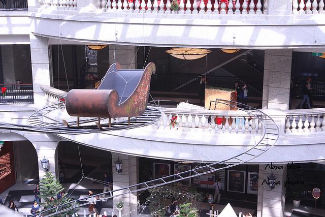 台北BELLAVITA貴婦百貨聖誕節活動 (2)