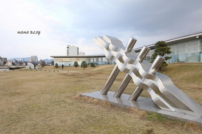 日本島根景點-縣立美術館 (8)