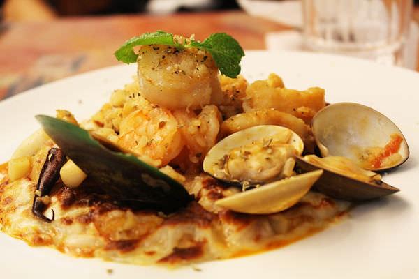 【彰化美食。彰化市】手作義式料理令人驚艷❤奇波拉義式料理 Cipolla Bistro