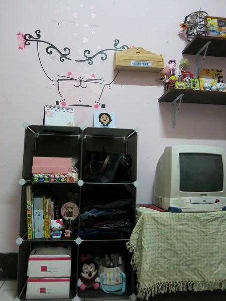 【居家DIY】ikloo宜酷屋6格百變收納櫃。不再受空間侷限隨心所欲變換造型