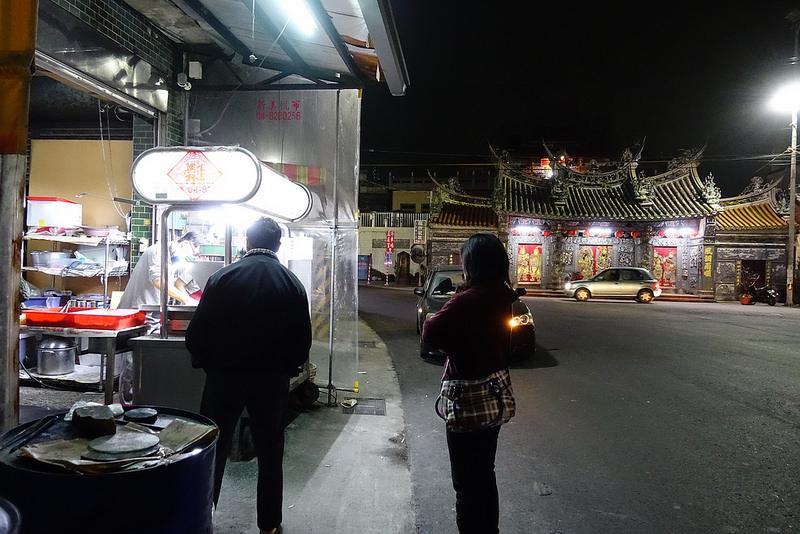 大村五通宮前阿婆轟炸雞排 (3)