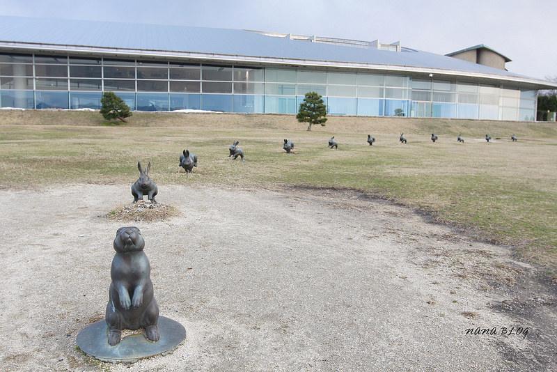 日本島根景點-縣立美術館 (13)