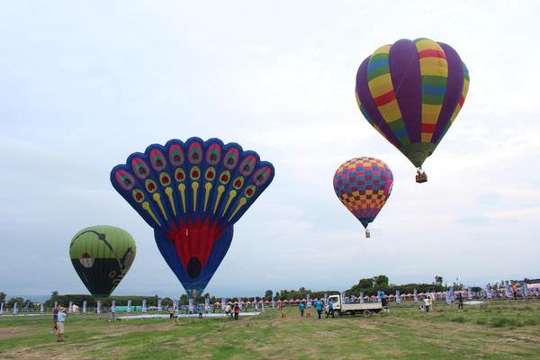 【彰化景點。溪州】不用跑到花東,彰化熱氣球起飛嚕❤費茲洛熱氣球嘉年華