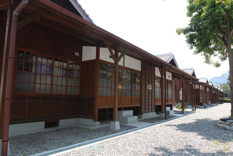 清水公學校日式宿舍群 (12)
