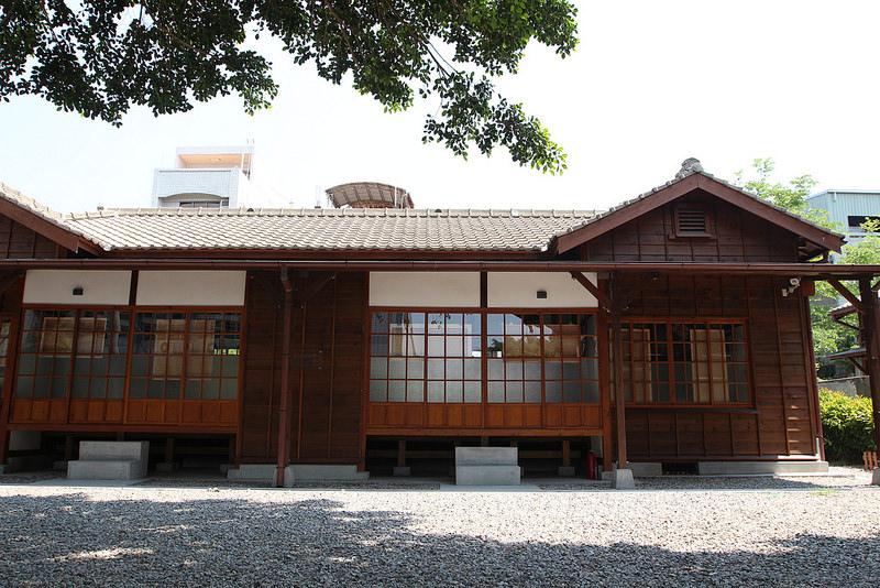 清水公學校日式宿舍群 (29)