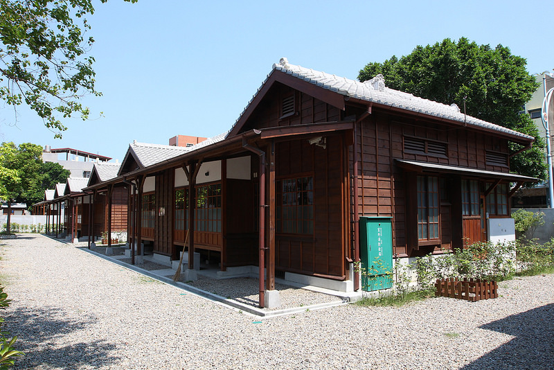 清水公學校日式宿舍群 (9)