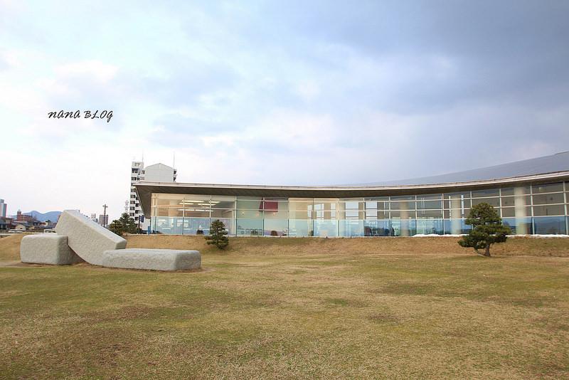 日本島根景點-縣立美術館 (2)