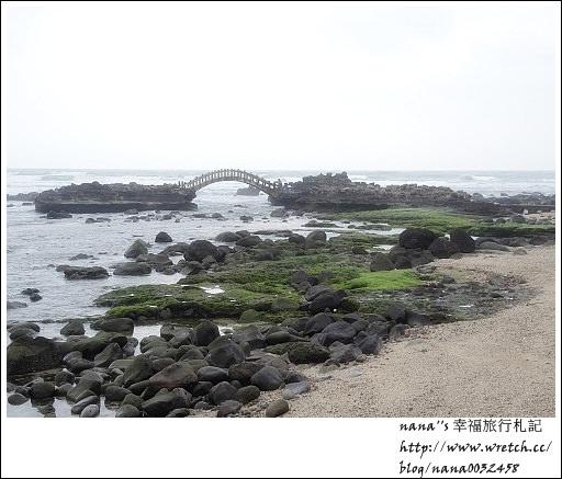【台北旅遊景點】美麗的北海岸線❤石門洞風景區