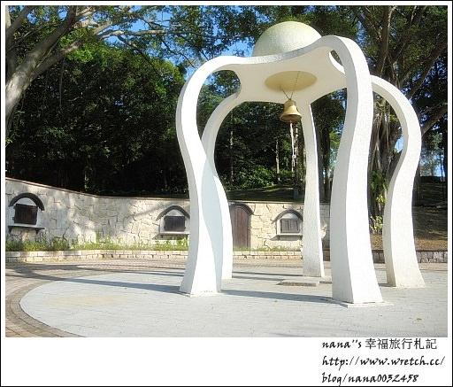 【員林旅遊景點】台版希臘鐘聲。日本神社❤新百果山風景區
