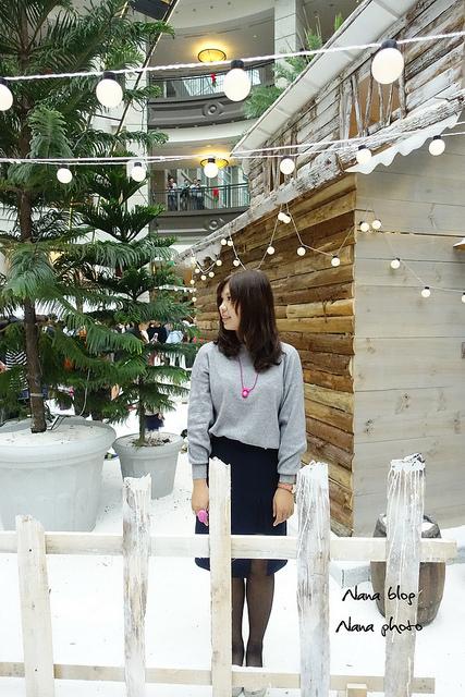 台北BELLAVITA貴婦百貨聖誕節活動 (30)