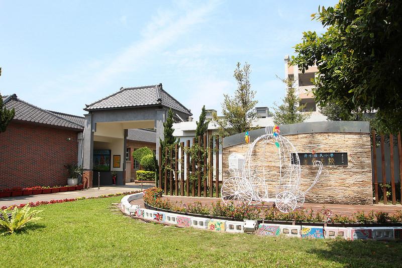 清水公學校日式宿舍群 (5)