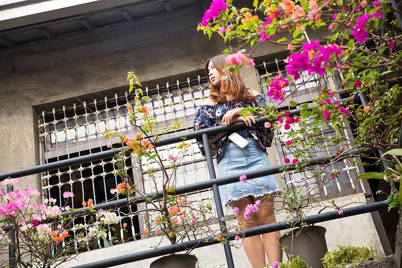 高雄西子灣-書店喫茶一二三亭 (23)