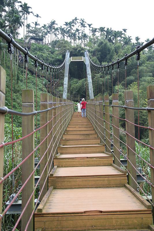 雲林景點-古坑華山小天梯‧情人橋  (10)