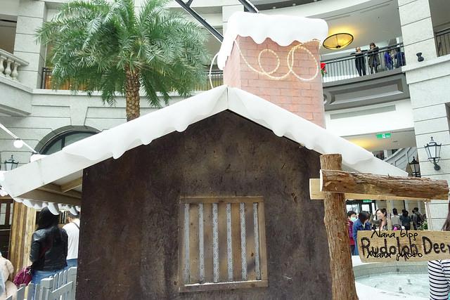 台北BELLAVITA貴婦百貨聖誕節活動 (27)