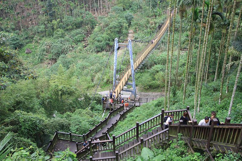 雲林景點-古坑華山小天梯‧情人橋 (14)