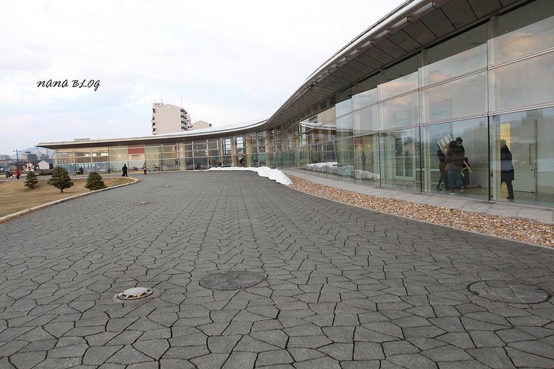 日本島根景點-縣立美術館 (4)
