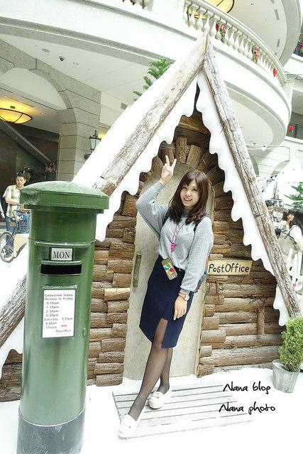 台北BELLAVITA貴婦百貨聖誕節活動 (40)