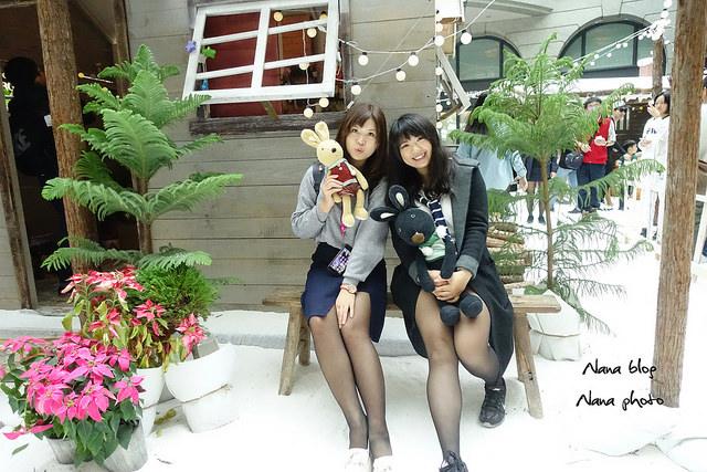 台北BELLAVITA貴婦百貨聖誕節活動 (39)
