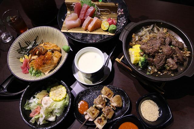 南投草屯餐廳-大間町日本料理 (1)