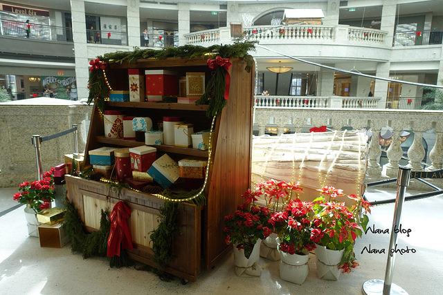 台北BELLAVITA貴婦百貨聖誕節活動 (7)