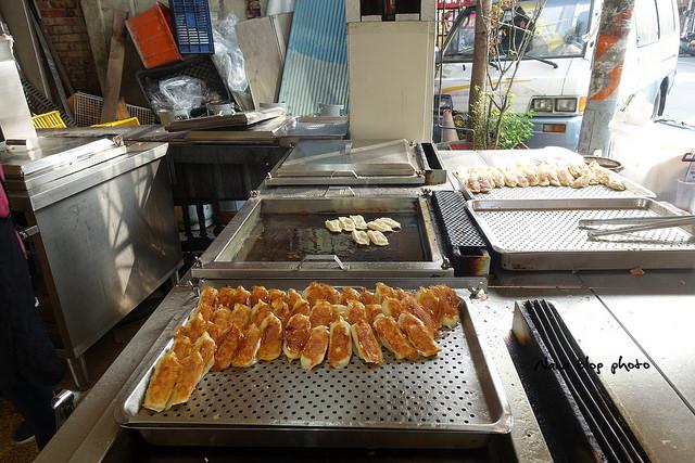 彰化社頭美食-味香鍋貼專賣店 (8)