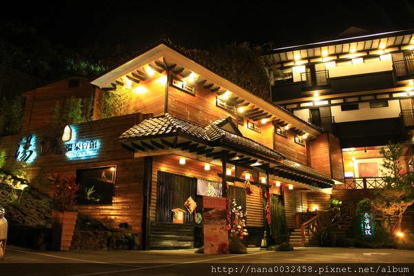 【苗栗泰安景點】泰安湯悅溫泉會館。彷佛置身日本的溫泉會館。泰安住宿