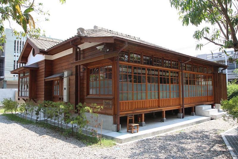 清水公學校日式宿舍群 (32)