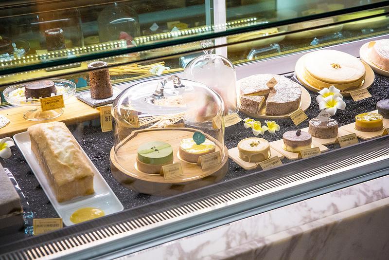 台中-1% Bakery 乳酪蛋糕 (22)