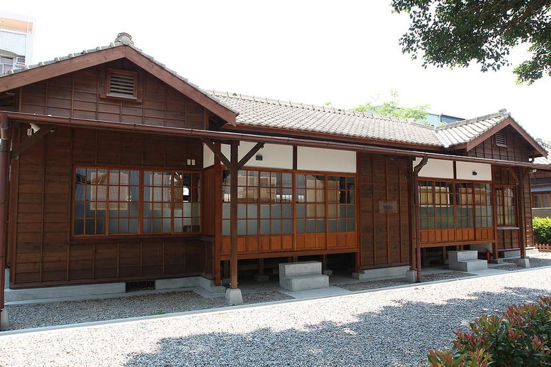 清水公學校日式宿舍群 (28)