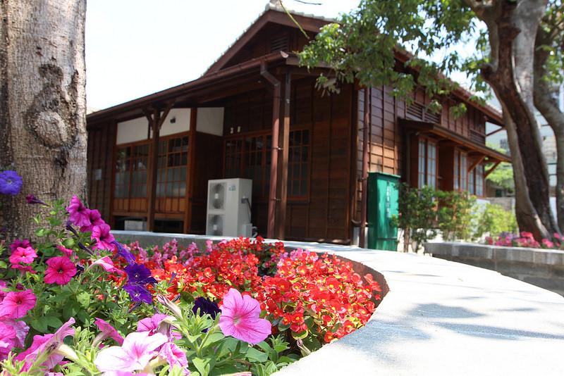 清水公學校日式宿舍群 (8)