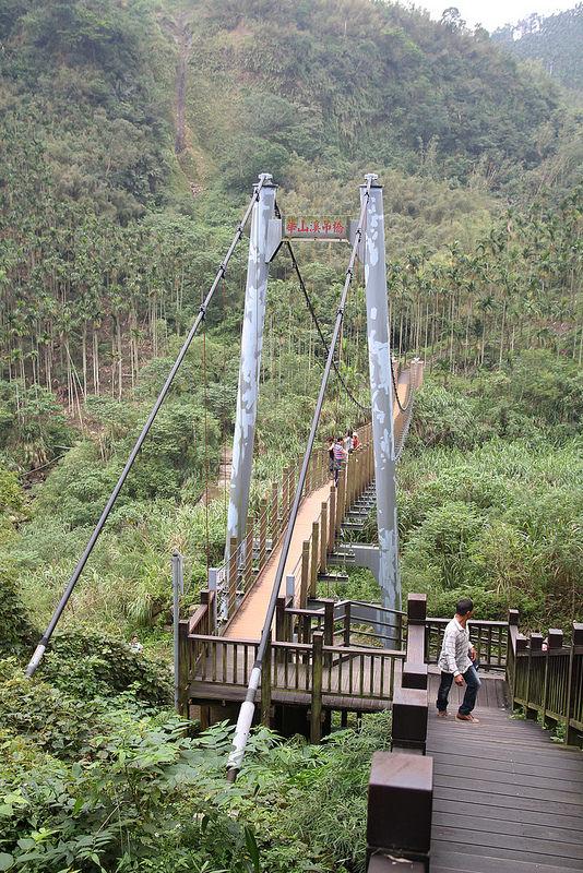 雲林景點-古坑華山小天梯‧情人橋  (13)