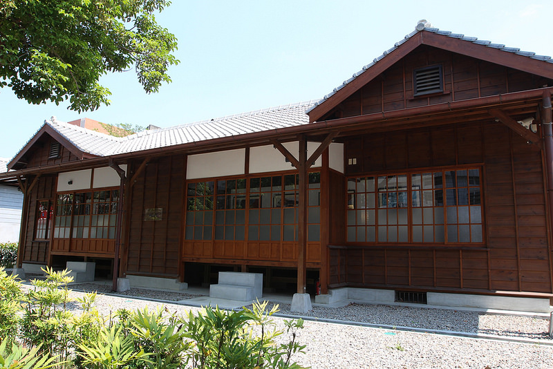 清水公學校日式宿舍群 (11)
