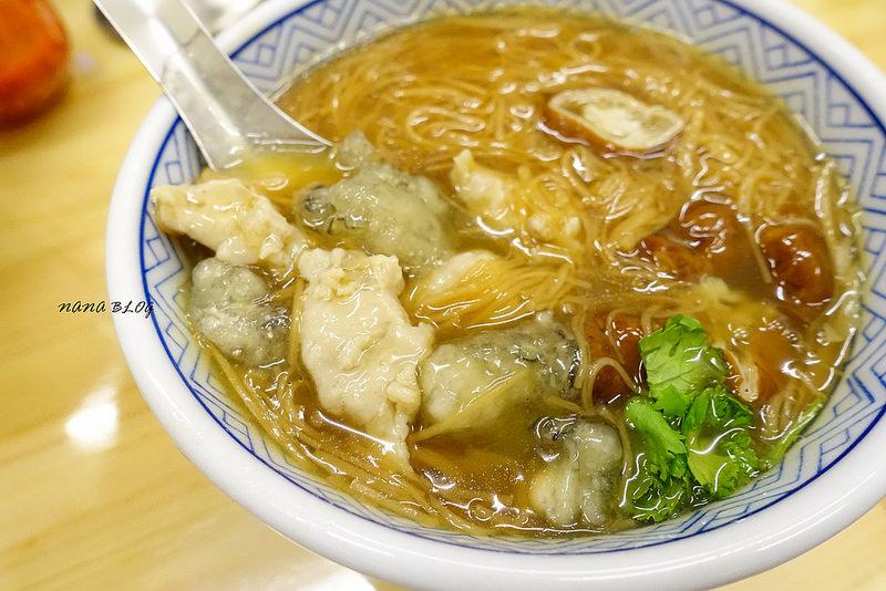 1員林美食-第一大腸麵線