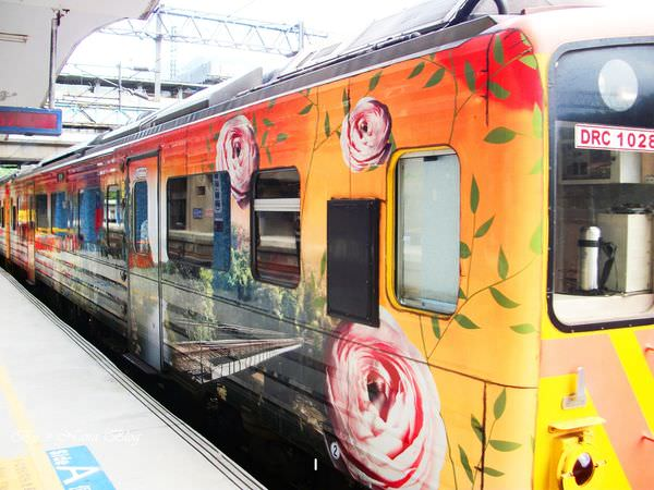 ❤║台北║❤兩天一夜搭火車玩平溪。淡水ღ行程推薦