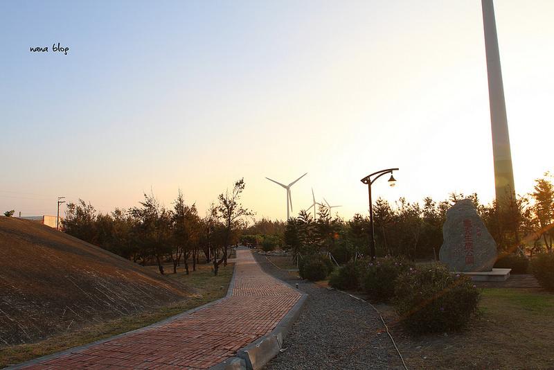 台中大安景點-龜殼生態公園 (3)