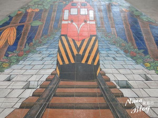 員林旅遊景點》員林火車站。高架化火車站煥然一新有如高鐵站