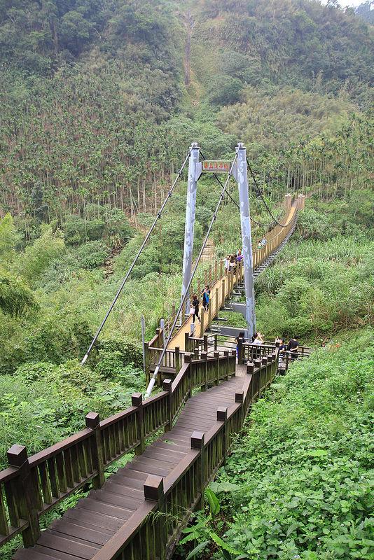 雲林景點-古坑華山小天梯‧情人橋  (19)